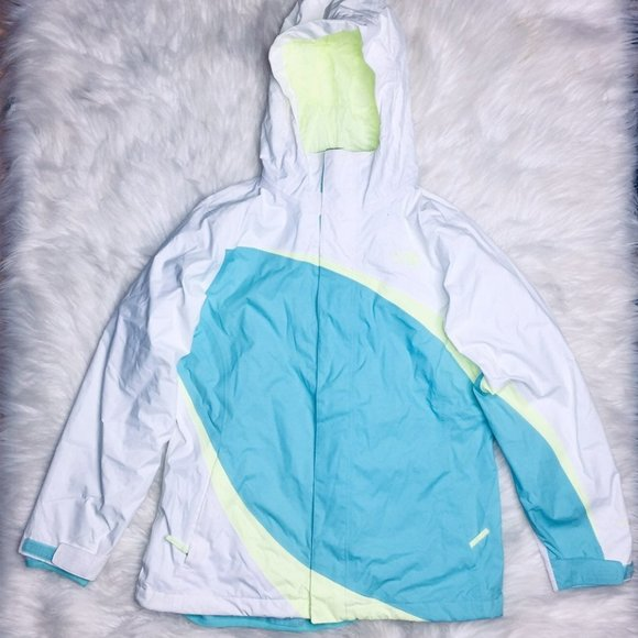 THE NORTH FACE Insulated Ski Hooded Jacket